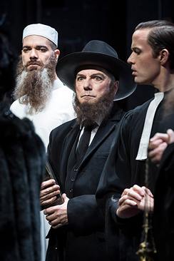 der erste jude aufm mars